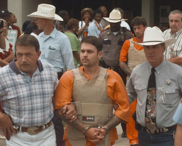 Feb 23, 1999 A jury in Jasper, Texas, convicted white supremacist John William King of murder in the dragging death of an African-American man, James Byrd Jr.