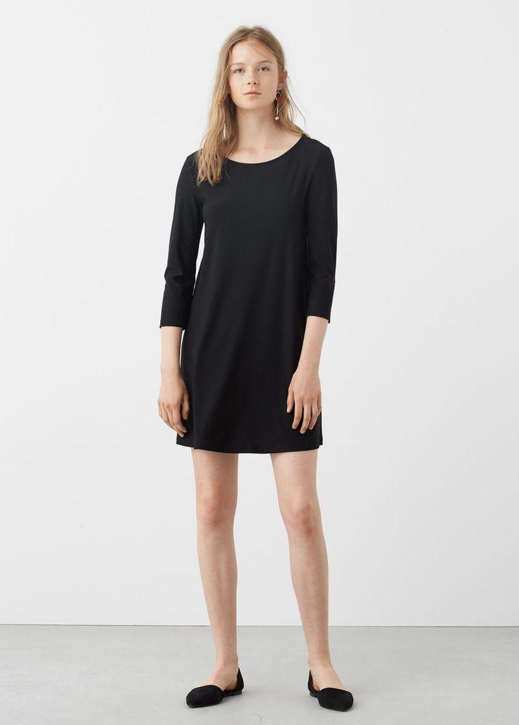 les 25 meilleures id es de la cat gorie robe droite fluide sur pinterest robe de nuit femme. Black Bedroom Furniture Sets. Home Design Ideas