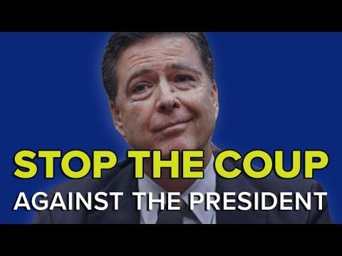 Sign our petition! http://lpac.co/suckitup After viewing fired FBI Director James Comey's testimony on June 8th, Lyndon LaRouche called upon the American peo...