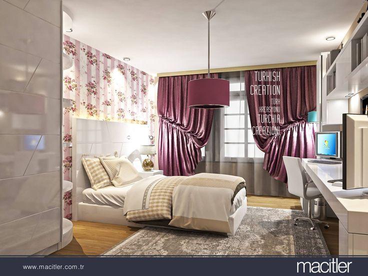 Birbirinden güzel Genç Odası dekorasyonları oluşturmak için mağazalarımızdan mimari destek alabilirsiniz. #macitler #mobilya #dekorasyon #genç #odası