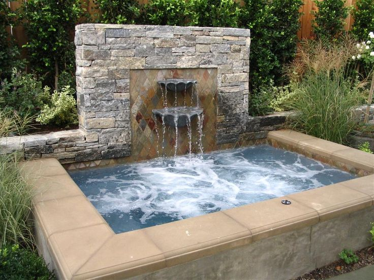Spa Look: 17 Best Images About DIY Hot Tubs And Spas On Pinterest