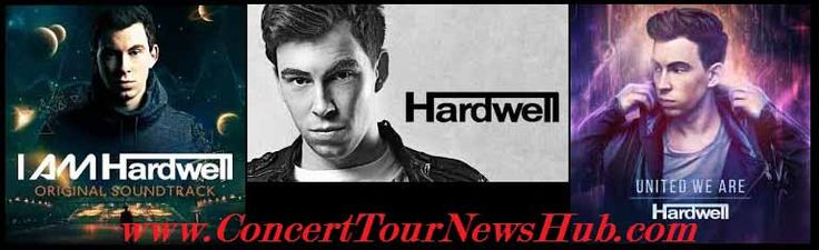 DJ Hardwell: New Album, New United We Are Tour Schedule & Tickets