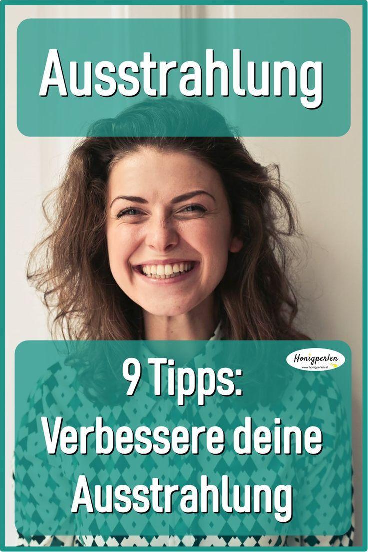 Charisma: 9 Tipps für eine starke Ausstrahlung