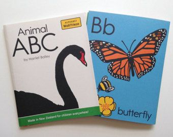Decorate children's walls with the Animal ABC wall frieze. Together have fun identifying animals from around the world and learn the letters of the alphabet along the way! The 26 colourful animals can be clearly viewed by toddler in cot.  Each letter page is 17 cm x 21.5 cm, can be put up as a wall chart or continuous frieze (442 cm x 21.5 cm). A paper cover holds six folded sections which are presented in re-sealable cello sleeve. The paper is 100% recycled and is commercially printed in…