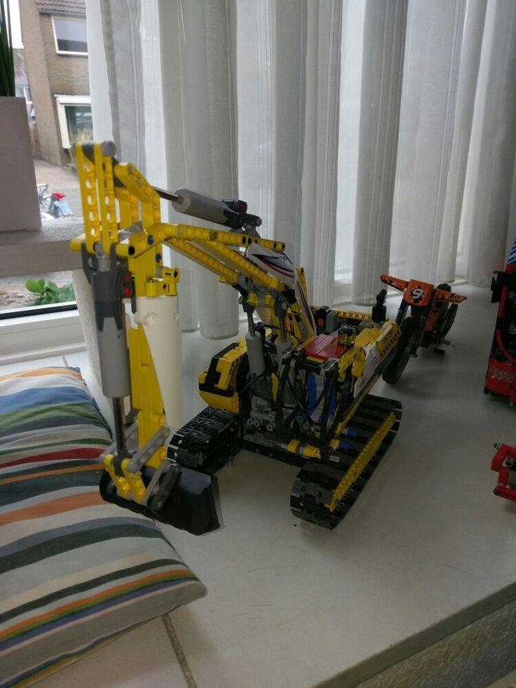 Lego technic 8043 (4) klaar
