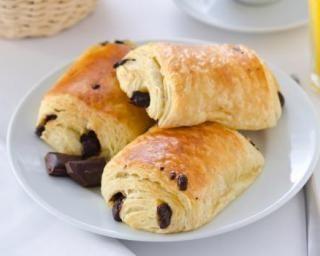 Pains au chocolat allégés en matières grasses : Savoureuse et équilibrée | Fourchette & Bikini
