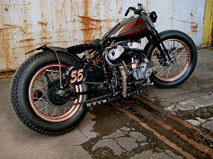 xxx750 wlc harley davidson wlc 750 flathead 1942 by customs from jamesville denmark bikes. Black Bedroom Furniture Sets. Home Design Ideas