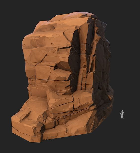 Rawk - Post any rocks you make here! - Page 11 - Polycount Forum: