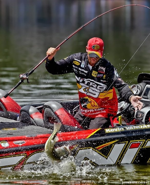 7 best kevin vandam bassmaster classic champion images on