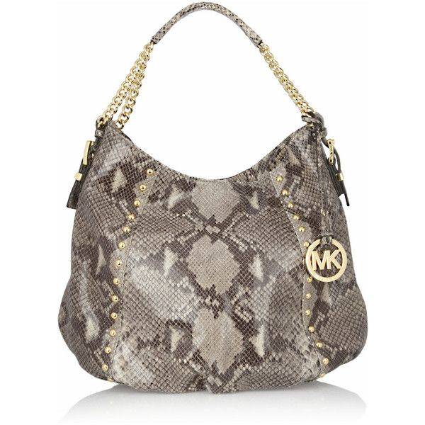 3f61bef84b9e Buy michael kors python tote sale   OFF65% Discounted