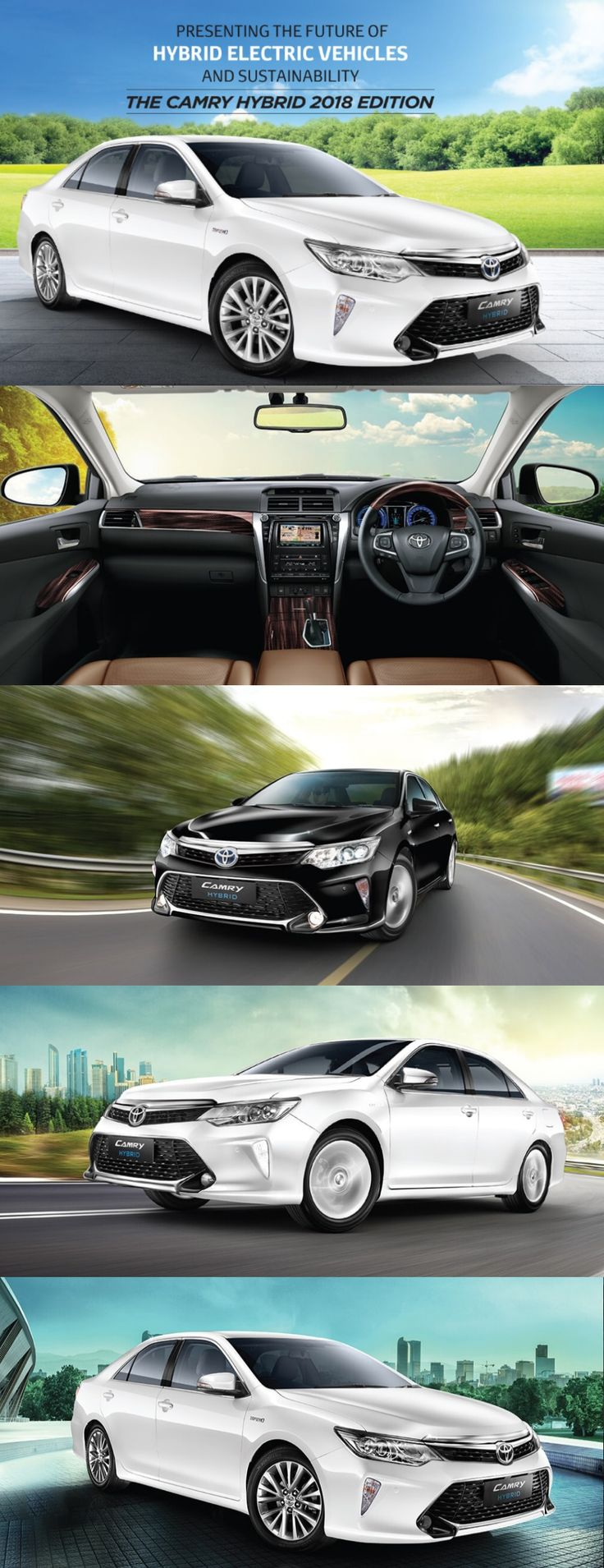 2018 Toyota Camry Hybrid Introduced Priced Rs. 37.22 Lakh