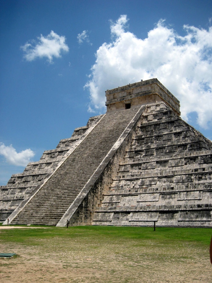 Chitzen Itza, Mexico. Have always wanted to see this. So it was extra special when I finally got to do it.