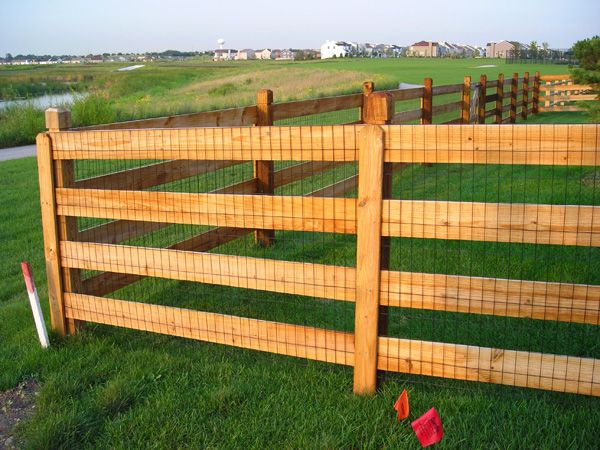 trulink fence is leading provider of wood post u0026 rail fencing supply and install services