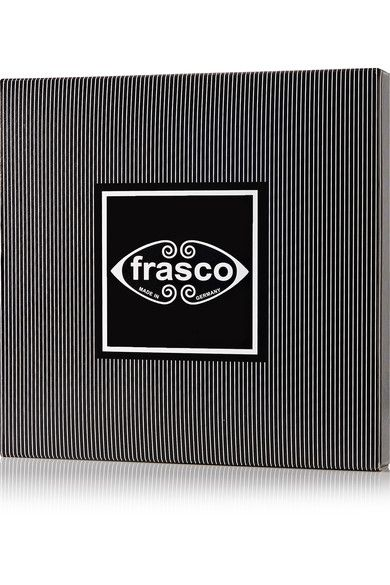 Frasco Mirrors - Double-sided Travel Mirror - Silver - one size