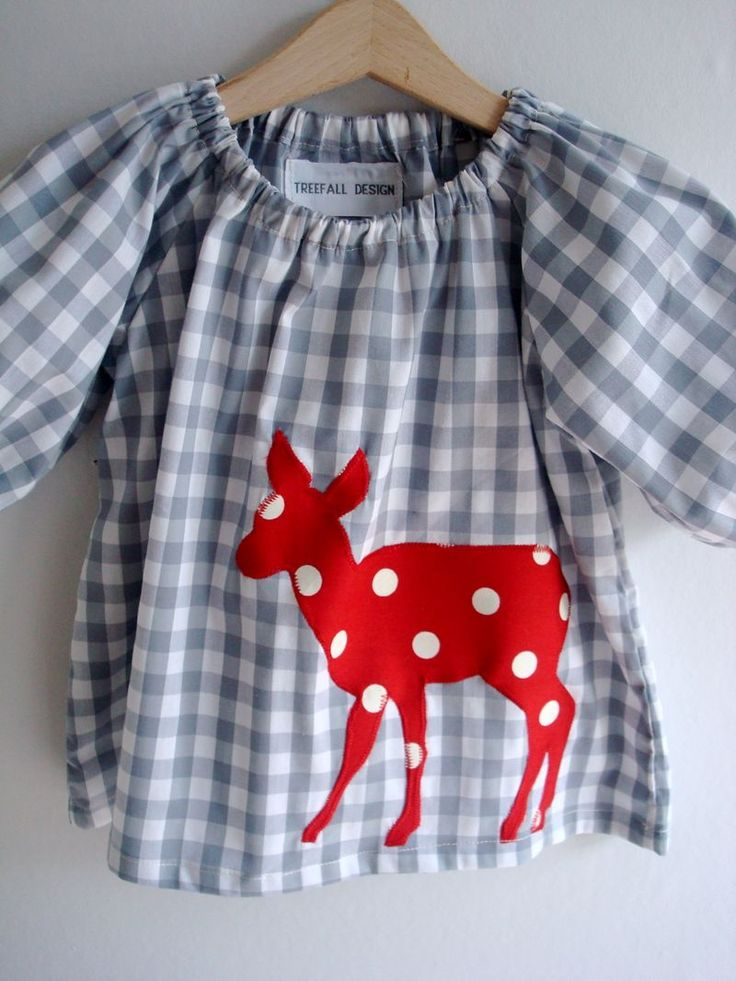 beautiful handmade childrens clothes available from Manda at Treefall Designs (on Etsy and her blog of the same name).