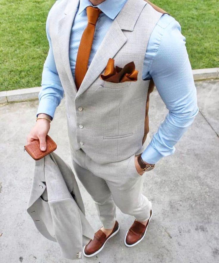 "Gefällt 614 Mal, 57 Kommentare - Mᴇɴs Fᴀsʜɪᴏɴ | Mᴏᴅᴀsᴇʀʀɪ (@modaserri) auf Instagram: ""Top Class Gentleman... . Follow @modaserri . Do You Like This? Let me Know! Our motto:Looking…"""