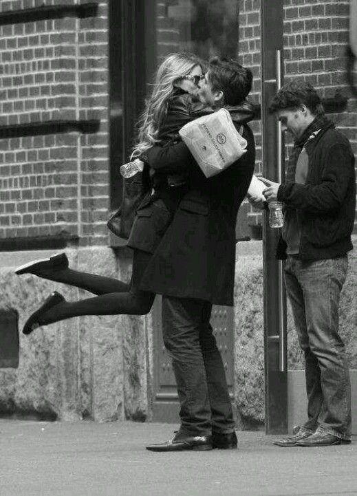 #blackandwhite in love...