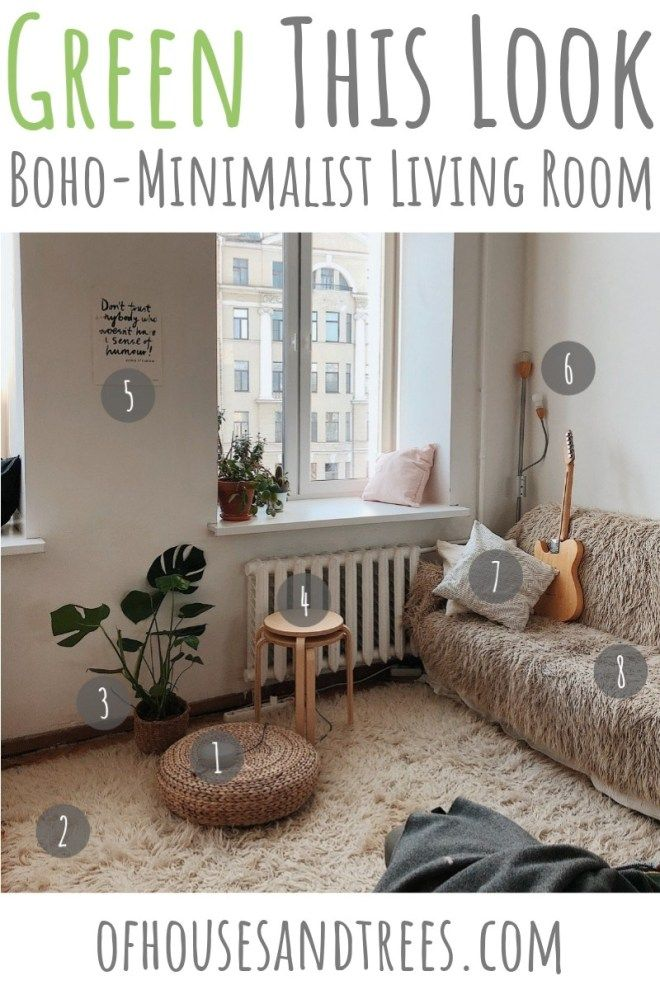 Welcome To Green This Look Where I Show You How To Create An Eco Friendly Living Eco Friendly Living Room Boho Minimalist Living Room Eco Friendly Furniture