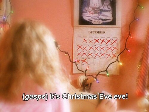 I said this yesterday and thought of this movie! Eloise at Christmastime