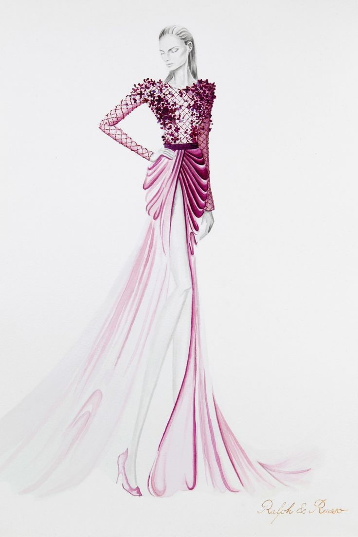 88 Best Images About Fashion Sketches On Pinterest
