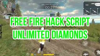 Updated Script For Free Fire 1 50 In 2020 Script Diamond Free Home Free