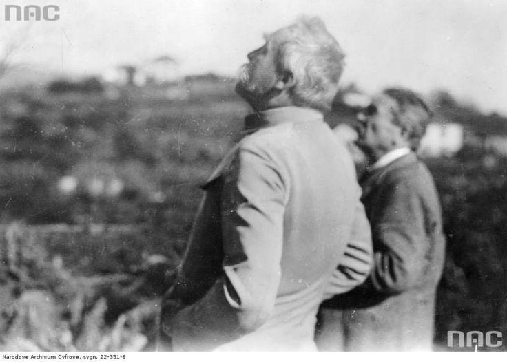 Józef Piłsudski na Maderze, 1931-09.  http://audiovis.nac.gov.pl/obraz/218268/0b4f215f709b041fe0d934c2e8844612/