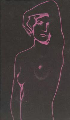 O traço riscado, marcado... Deleita tua arte sobre meus seios amados Me pinta , me coloca cor.