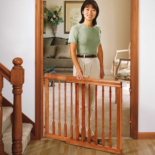 Kidsafe Home Safety Decor Stair Baby Gate 109 95 Http
