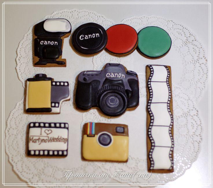 Набор пряников в подарок фотографу
