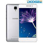 DOOGEE X10 Telephone Portable Debloqué ( 3G – Double SIM – 5 Pouces IPS Écran – Android 6.0 – 3360mAh Grand Capacité – MT6570 cortex-A7@1.3…