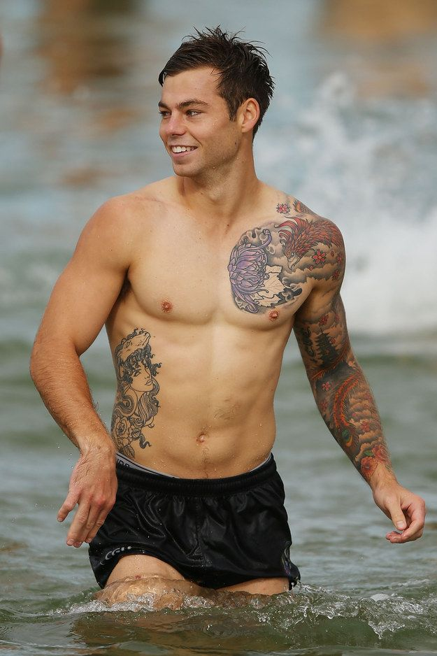 afl players body - Google Search