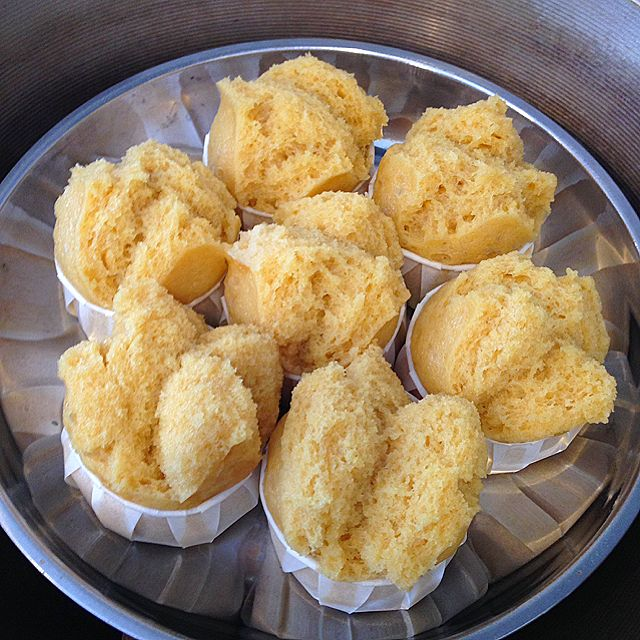 Huat Kuih/ Fatt Koh Recipe Hokkien Style (發糕) - coasterkitchen - Dayre