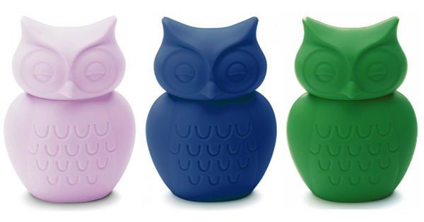 Saving money is a hoot with the KG Design kids' money box
