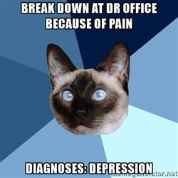 Create your own images with the Chronic Illness Cat meme generator.