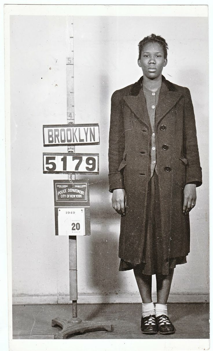 The vintage mugshots of shoplifters bank robbers and murderers from - Mobsters Vintage Crime And Criminals Black Gangsters Of The 1950s Mug Shots Of