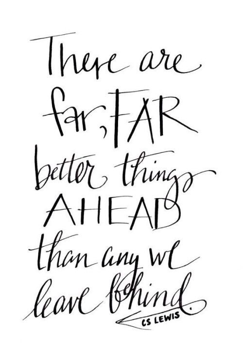 Motivational Quotes :   QUOTATION – Image :    As the quote says – Description  Look Forward
