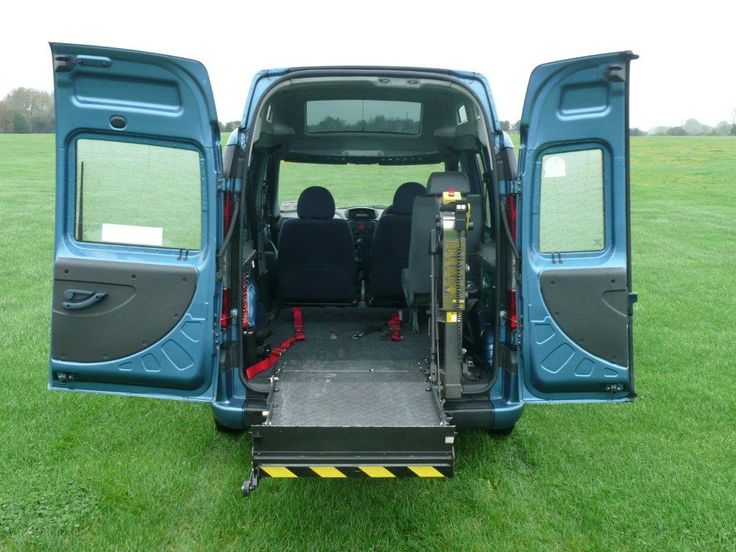 Parfit- Mobility Experts for Wheelchair Cars in Ireland ccessi