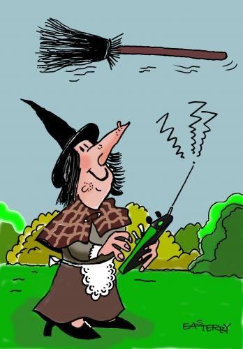 Modern witch's ways