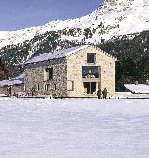 Switzerland Casa de cuento