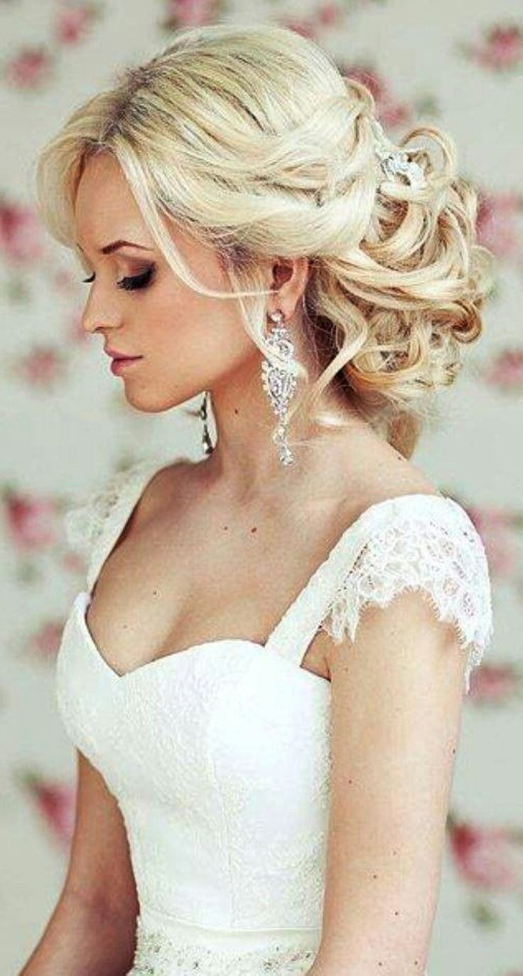 half up wedding hair | ... hair half up half down wedding ...