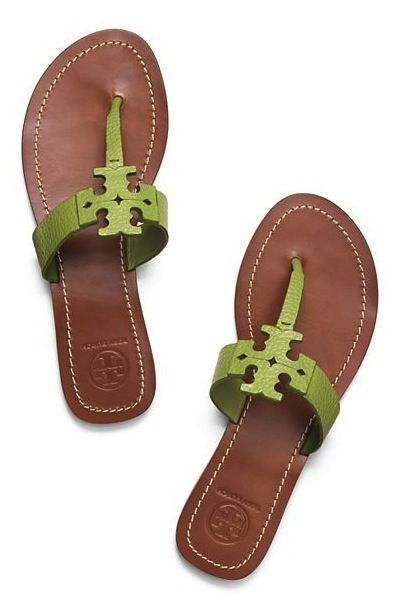 I want the Tory Burch Moore flat thong sandal in royal tan (size  plllllllllleeeeeease. Gladiator Sandals ...
