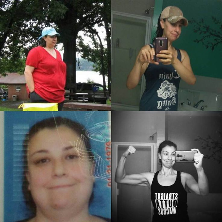 After seeing a picture of herself at 300 pounds, Emily Puglielli knew she needed to lose weight. She started by walking and cutting carbs.