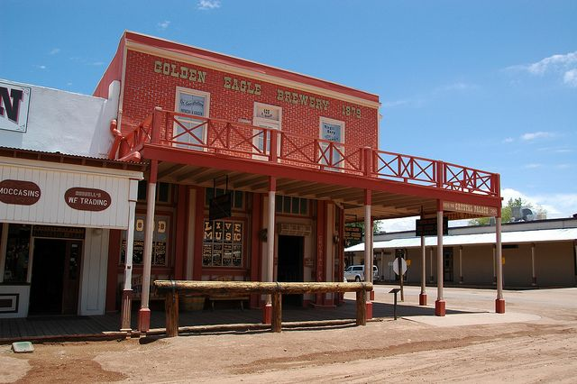www.cashforoffer.com  Tombstone is a city in Cochise County, Arizona, United States, founded in 1879 by Ed Schieffelin in what was then Pima County, Arizona Territory. It was one of the last wide-open frontier boomtowns in