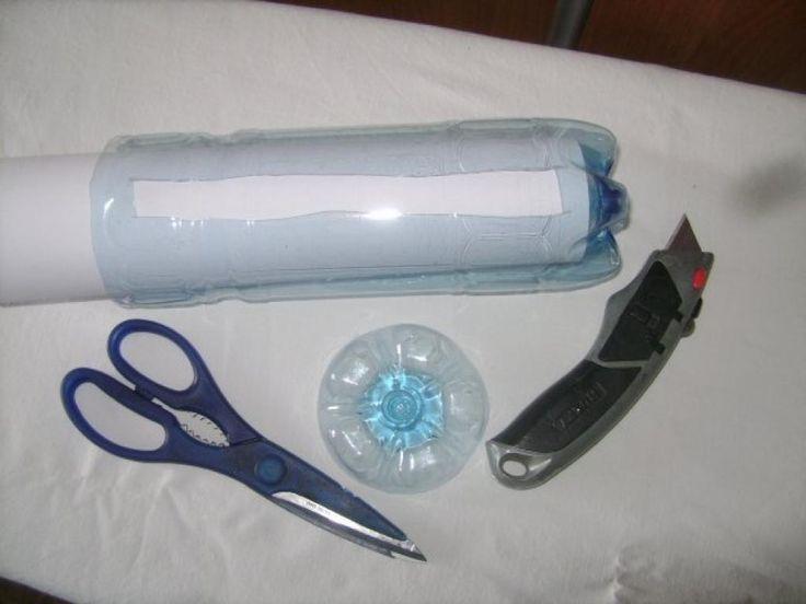 Une astuce brillante pour ranger les rubans de tissus, d'emballage cadeau ou washi! - Trucs et Bricolages