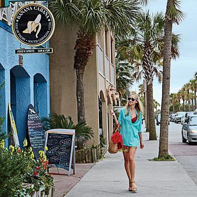 Shopping in Isle of Palms; coastalliving.com