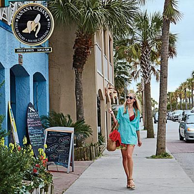 Shopping in Isle of Palms; coastalliving.com