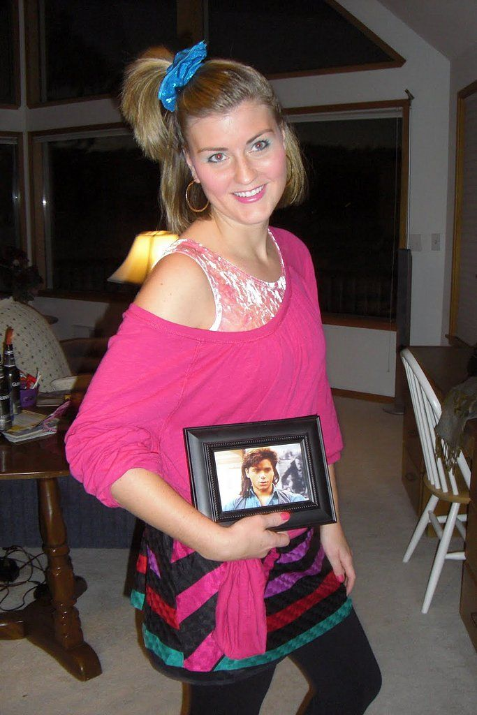 Kimmy Gibbler: The Costume | Ponytail hairstyles ...