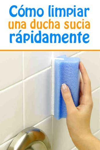 M s de 25 ideas incre bles sobre azulejos del ba o azul en - Como limpiar los azulejos del bano ...