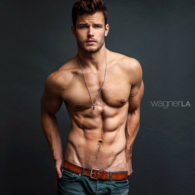 Male Fashion Models Weight