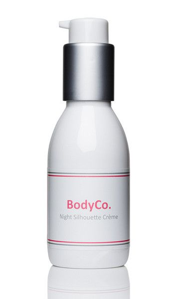 While you sleep, your body releases the leptin hormone. BodyCo.'s Night Silhouette Crème works while you sleep to effortlessly reduce the appearance of cellulite and create a slimming effect. -Anti cellulite and slimming while you sleep (circadian rhythms)   -23.6% breakdown of fats    -almost 1.0 cm reduction of cellulite in 15days   -Prevents maturation of fat cells    -Activates circulation and breakdown of fat   -Up to 3cm reduction in buttocks and up to 1.0cm reduction in thighs…